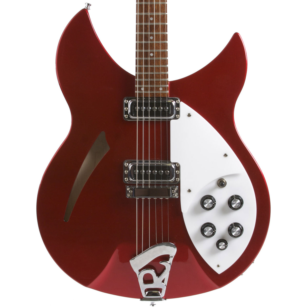 2013 Rickenbacker 330 Ruby Red - Garrett Park Guitars  - 2