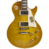 2014 Gibson Les Paul R9 Lemon Burst - Garrett Park Guitars  - 2
