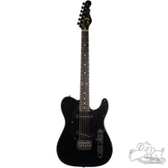 1986 G&L Broadcaster Black - Signed by Leo Fender