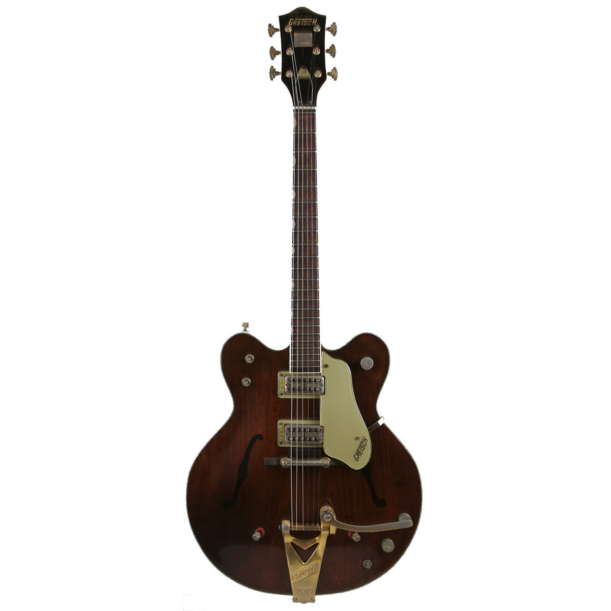 1965 Gretsch Country Gentleman Walnut - Garrett Park Guitars  - 3
