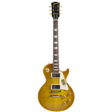 2014 Gibson Les Paul R9 Lemon Burst - Garrett Park Guitars  - 4