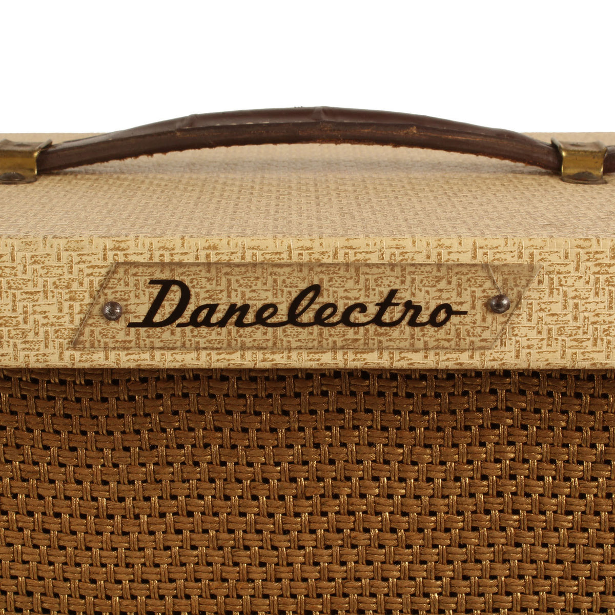 1956 Danelectro Model 98 Series D Twin Twelve Amplifier - Garrett Park Guitars  - 3