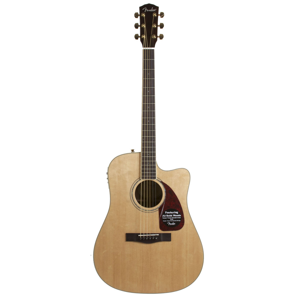 Fender CD-320ASCE - Garrett Park Guitars  - 3