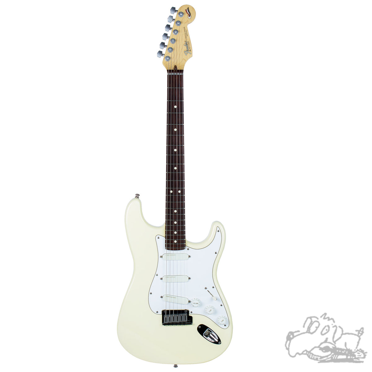 1994 Fender Strat Plus 40th Anniversary