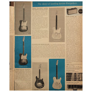 Fender Catalog Collection (1955-1966) - Garrett Park Guitars  - 51