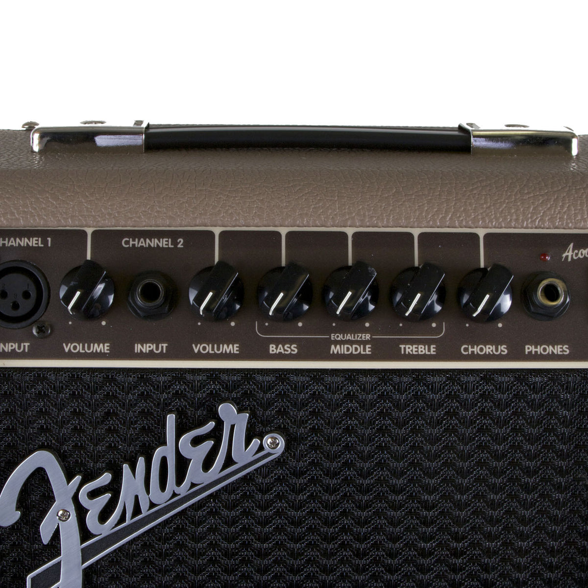 Fender Amp Acoustasonic 15 Brown 15W 1x6 - Garrett Park Guitars  - 3