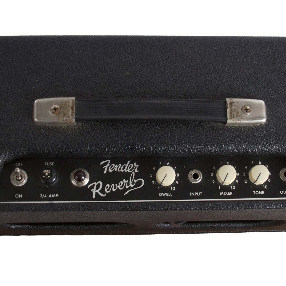 1965 Fender Reverb Unit - Garrett Park Guitars  - 3