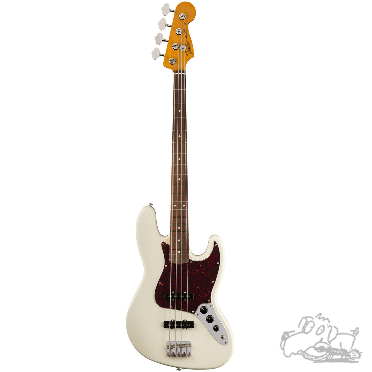 Fender Classic Series 60s Jazz Bass® Lacquer