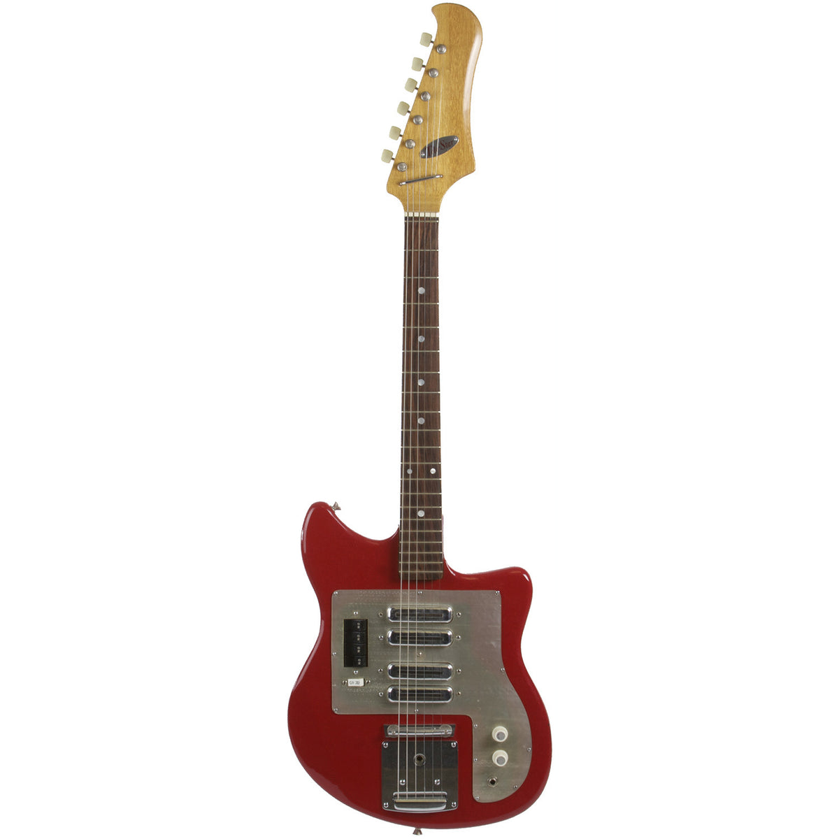 1960s Teisco Tele-Star - Garrett Park Guitars  - 3