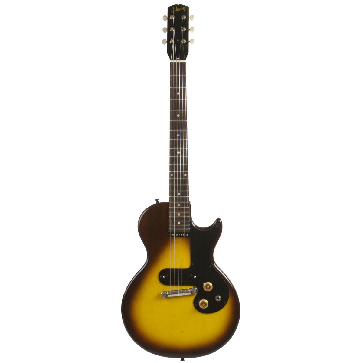 1960 Gibson Melody Maker - Garrett Park Guitars  - 3