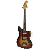 1965 Fender Jaguar - Garrett Park Guitars  - 3