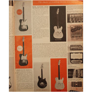 Fender Catalog Collection (1955-1966) - Garrett Park Guitars  - 43