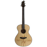 2016 Breedlove Oregon LTD Concert - Garrett Park Guitars  - 3