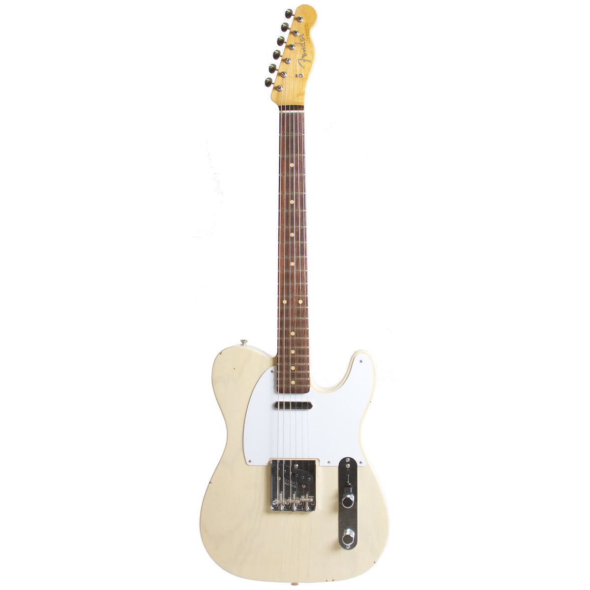 2015 Fender Custom Shop Junkyard Dog '62 Telecaster, Journeyman Relic - Garrett Park Guitars  - 3