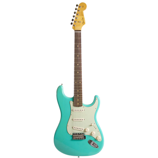 2015 Fender Custom Shop Rocking Dog '62 Stratocaster Sea Foam Green - Garrett Park Guitars  - 3