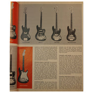 Fender Catalog Collection (1955-1966) - Garrett Park Guitars  - 83