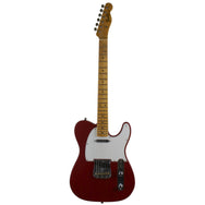 2015 Fender Custom Collection PostModern Journeyman Telecaster MN, Dakota Red - Garrett Park Guitars  - 3