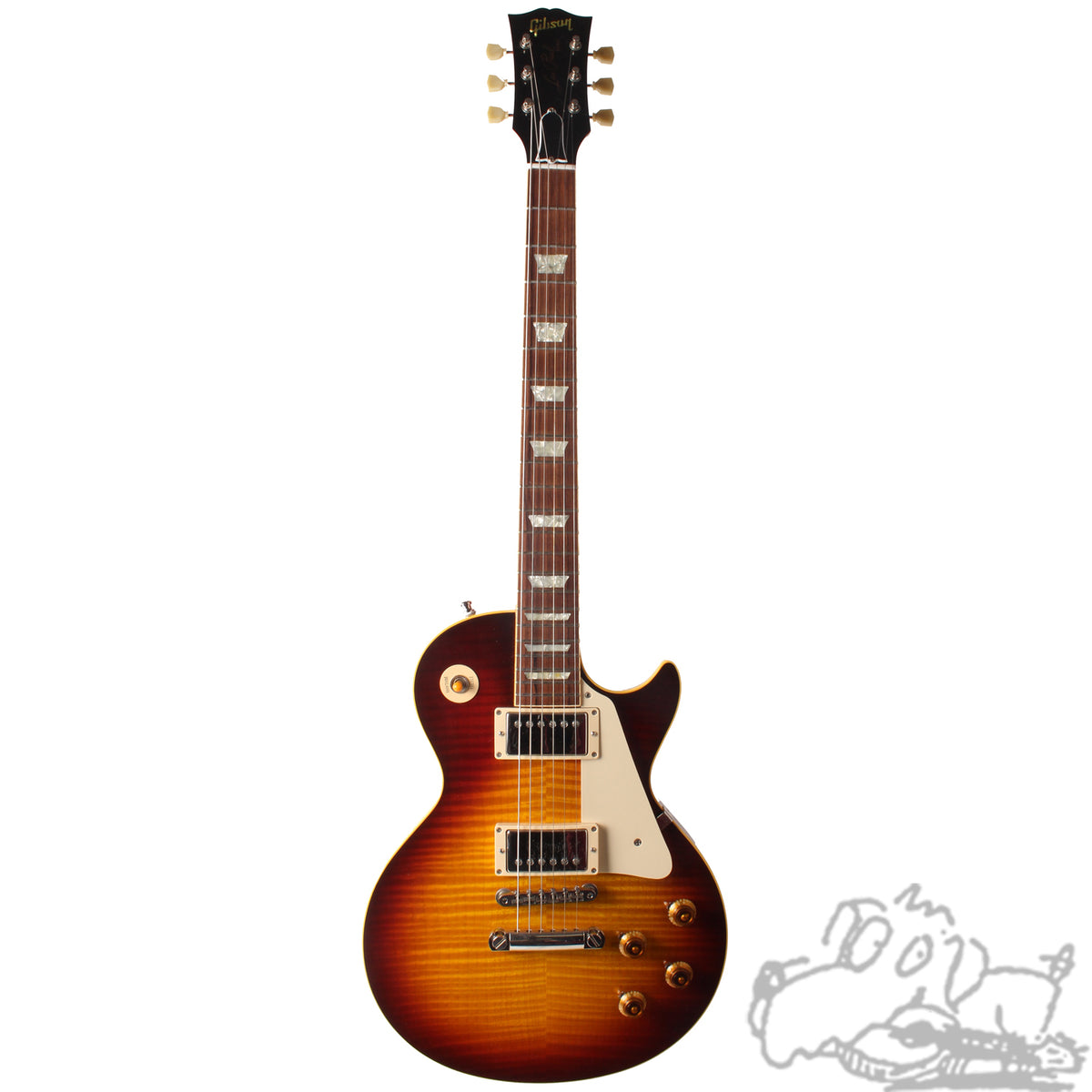 1999 Gibson Custom Shop 1959 Reissue Less Paul 40th Anniversary
