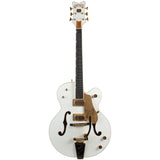 2008 Gretsch White Falcon G6136T - Garrett Park Guitars  - 3