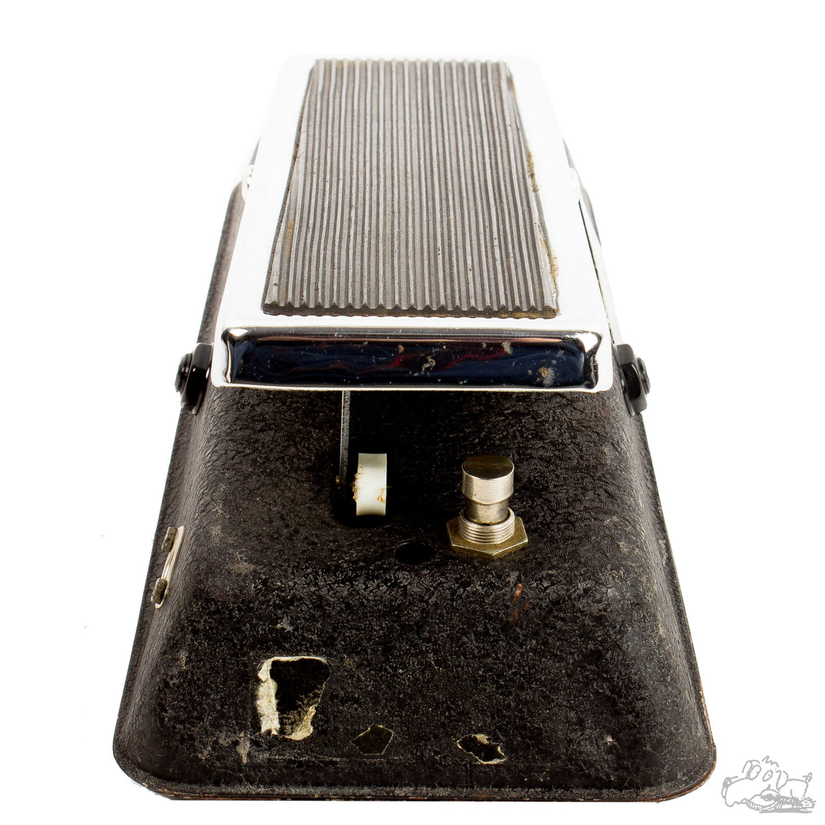 Front View of Wow Fuzz Pedal