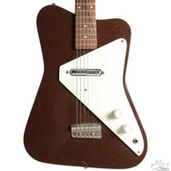 1963 Danelectro Pro 1 owned by Vincent Bell