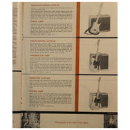 Fender Catalog Collection (1955-1966) - Garrett Park Guitars  - 27