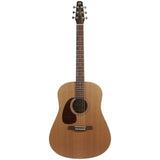 2015 Seagull S-6 Lefty Natural - Garrett Park Guitars  - 3