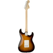 Fender Squier Affinity Series Stratocater Left-Handed in Brown Sunburst