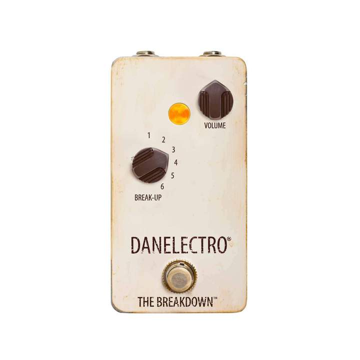 Danelectro The Breakdown Overdrive Pedal
