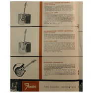 Fender Catalog Collection (1955-1966) - Garrett Park Guitars  - 28