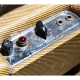 1956 Fender Champ Tweed Amp - Garrett Park Guitars  - 5