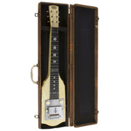 1950 Oahu Lap Steel White Pearloid - Garrett Park Guitars  - 4
