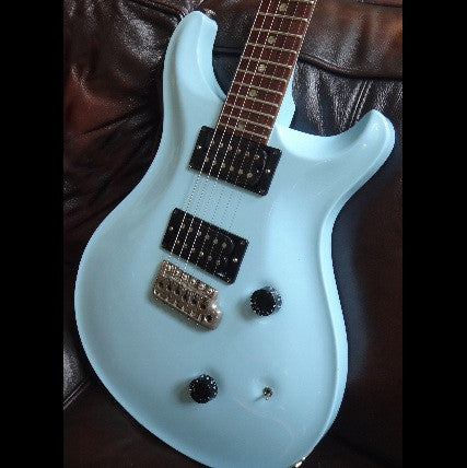 1986 PRS PRE STANDARD POWDER BLUE - Garrett Park Guitars  - 1