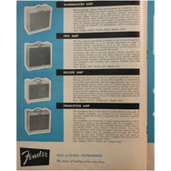 Fender Catalog Collection (1955-1966) - Garrett Park Guitars  - 20