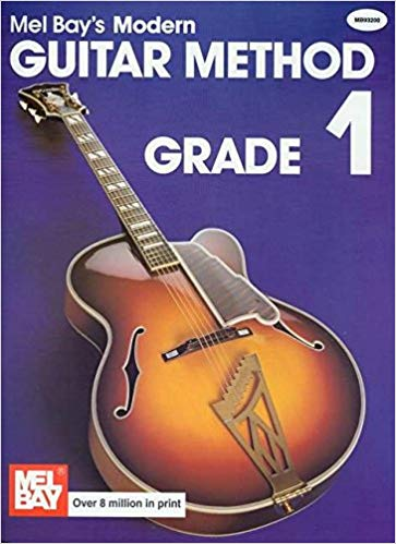 Mel Bay Modern Guitar Method 1