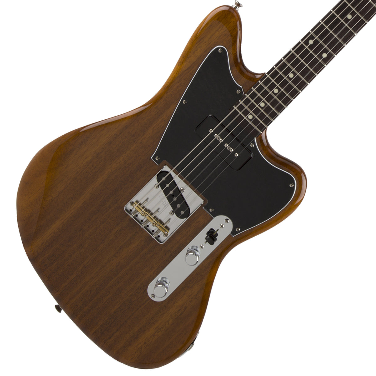 MADE IN JAPAN MAHOGANY OFFSET TELECASTER®