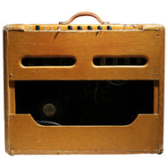 1956 Fender Twin Amplifier - Garrett Park Guitars  - 5