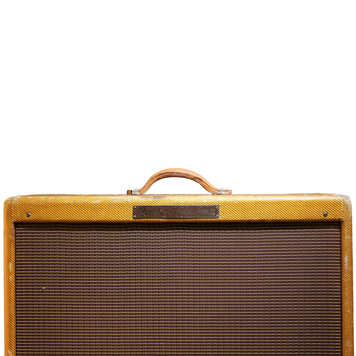 1956 Fender Twin Amplifier - Garrett Park Guitars  - 3