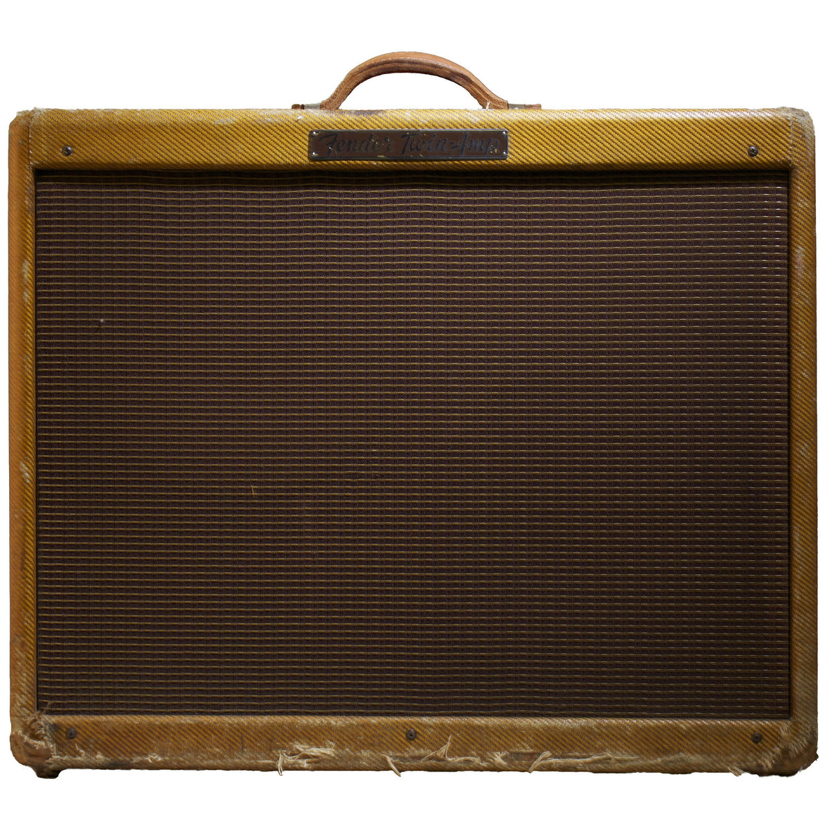 1956 Fender Twin Amplifier - Garrett Park Guitars  - 2