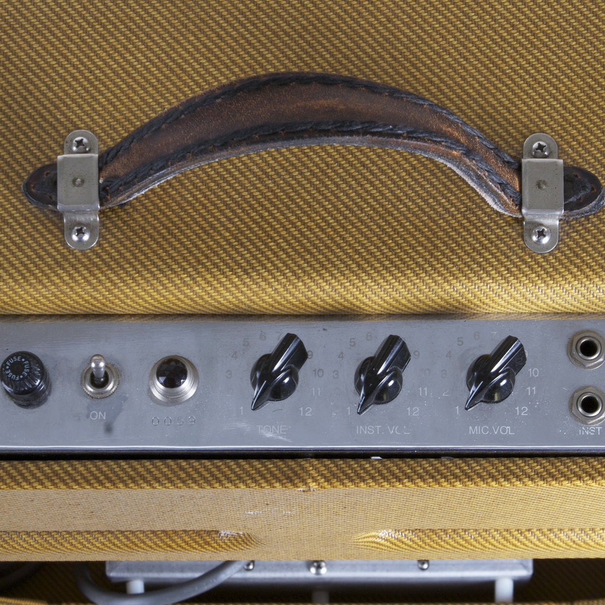 92/94 Kendrick Tweed Amp Model 2112TC - Garrett Park Guitars  - 6