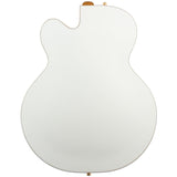 2008 Gretsch White Falcon G6136T - Garrett Park Guitars  - 5