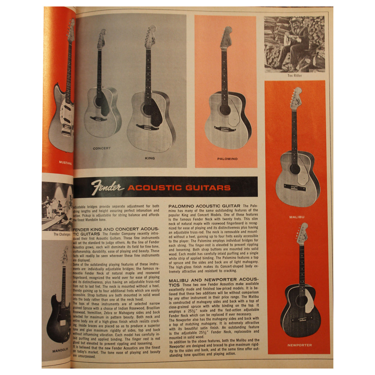 Fender Catalog Collection (1955-1966) - Garrett Park Guitars  - 85