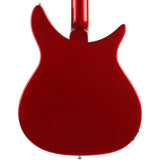 3/4 Left Handed Rickenbacker Red - Garrett Park Guitars  - 5