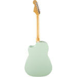 Fender Dreadnaught Surf Green - Garrett Park Guitars  - 6