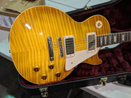 1998 Gibson Custom Shop R8 Les Paul w/ a BIG flame
