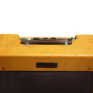 1952 Fender Deluxe Amplifier - Garrett Park Guitars  - 3