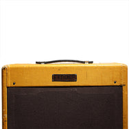 1952 Fender Deluxe Amplifier - Garrett Park Guitars  - 4
