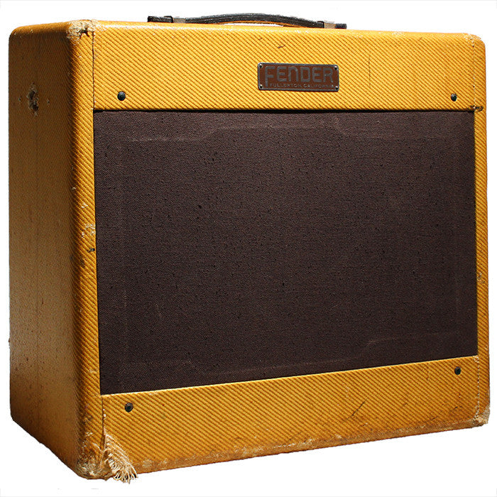 1952 Fender Deluxe Amplifier - Garrett Park Guitars  - 1