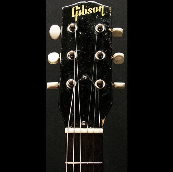 1959 Gibson Melody Maker 3/4 Sunburst - Garrett Park Guitars  - 10