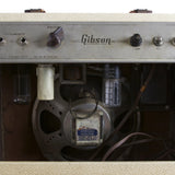 1957 Gibson GA 5 Amp (FROM MARK WENNER'S COLLECTION) - Garrett Park Guitars  - 6